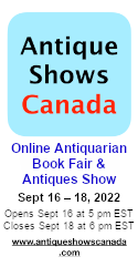 Antique Shows Canada
