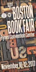 41st Boston Book Fair