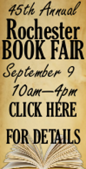45th Annual Rochester Book Fair