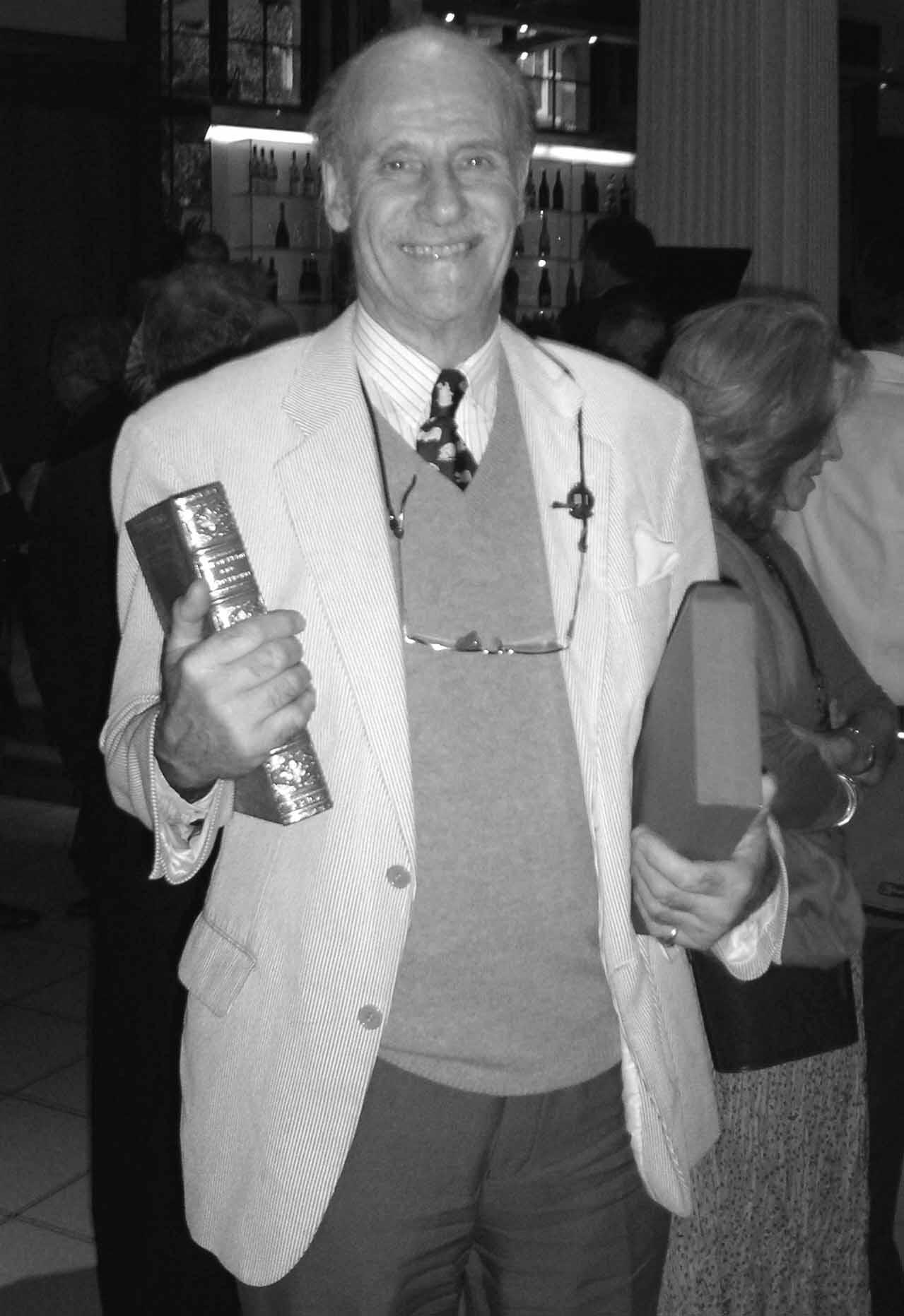 Paul Minet, June 2008